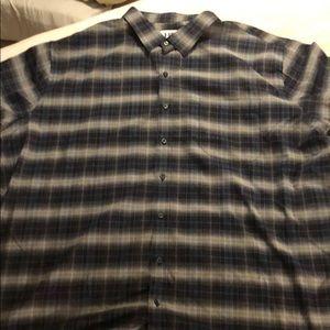 Men's Casual Button Up Shirt